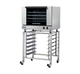 Turbofan E28M4 Full Size Tray Manual Electric Convection Oven with SK2731N Stand (optional)