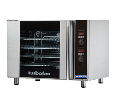 Turbofan E31D4 Half Size Tray Digital Electric Convection Oven