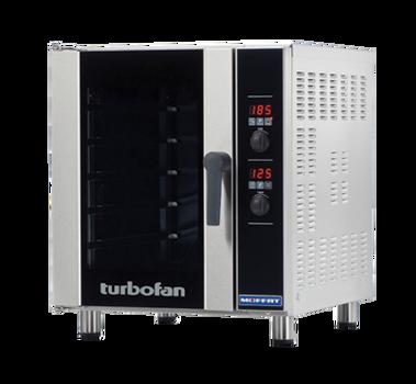 Turbofan E33D5 Half Size Digital Electric Convection Oven