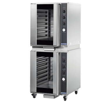 Turbofan P8M/2 Full Size tray Manual Electric Prover And Holding Cabinet Double Stacked