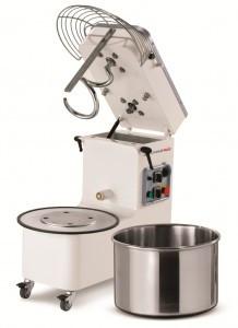 33 Litre Spiral Mixer - Tilting Head / Removable Bowl