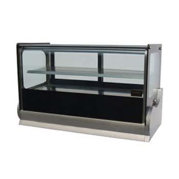 Cold Square Countertop Showcase 1200mm (190lt)