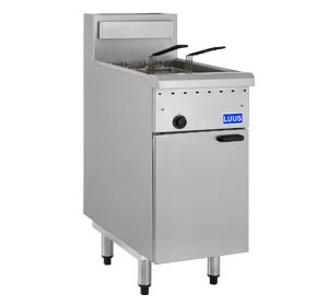 Luus V Pan Gas Fryer 600mm