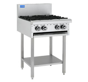 Luus 4 Burner Cooktop