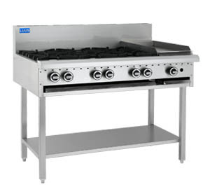 Luus 8 Burner Cooktop