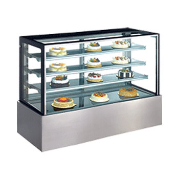 Exquisite Cold Cake Display Cabinet