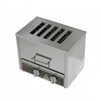 Woodson Vertical Toaster 5 Slicer Capacity