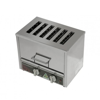 Woodson Vertical Toaster 6 Slicer Capacity