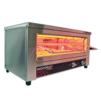 Woodson Multi-Function Glass Element Toaster Grille