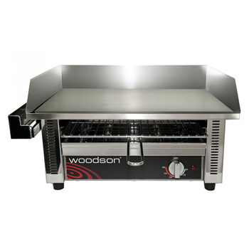 Woodson Large Griddle Toaster