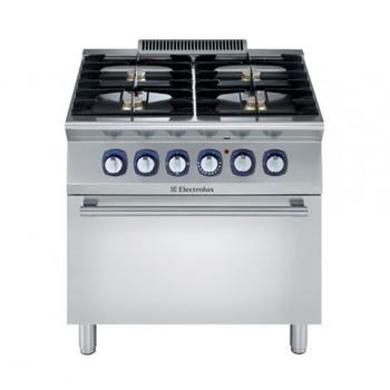 Electrolux ELCO 700 Series 4 Burner Gas Oven Range