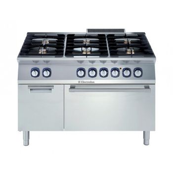 Electrolux 700XP 6 Burner Gas Range
