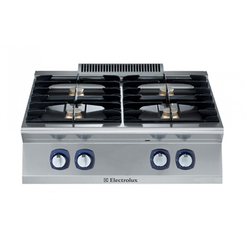 Electrolux 700XP 4 Burner Gas Cook Top Boiling Top