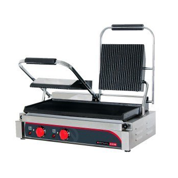Anvil-Axis Double Panini Press