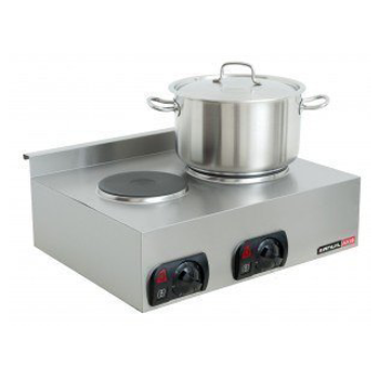 Anvil Double Electric Boiling Top