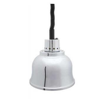 Anvil Pull Down Heat Lamp Clyde