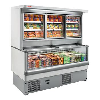 Arneg Cetus Concept Display Multi-Deck Display
