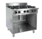 6 Burner Cooktop (6BBT)
