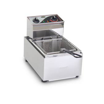 Roband Counter Top Fryer Single Pan