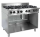 8 Burner Cooktop