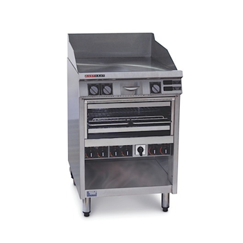 Austheat Hotplate/Grill with Toaster