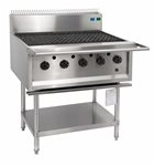 5 burner BBQ chargrill