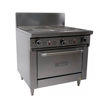 Garland Restaurant Series Gas Target Top 1 Standard Oven