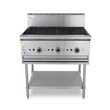 Trueheat B90 Gas 900mm Barbeque