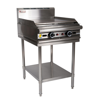 Trueheat T60-0-60G Gas 600mm Griddle