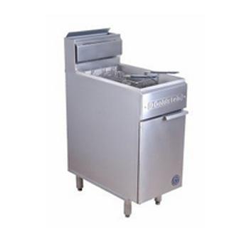 Goldstein VFG-1L 'V' Series Gas Deep Fryer