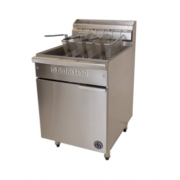 GOLDSTEIN FRYER GAS V PAN VFG-24L