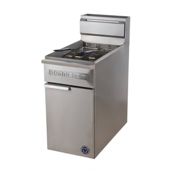 Goldstein TGF-1M/400L Turbo-Tube Marathon Gas Fryer (TGF-1M/400L)