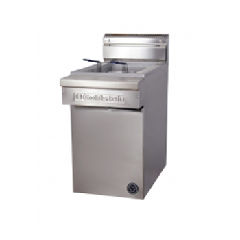 Goldstein FRG-1L Single Pan Gas Fryer
