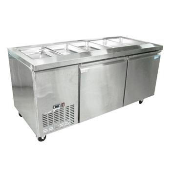 Mitchel Refrigeration 2 Door Noodle Bar