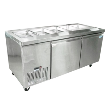 Mitchel Refrigeration 2 Door Noodle Bar