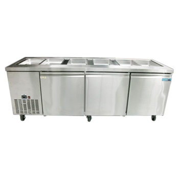 Mitchel Refrigeration 3 Door Noodle Bar
