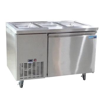 Mitchel Refrigeration Single Door Sandwich Bar