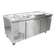 Mitchel Refrigeration 2 Door Sandwich Bar