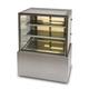 Anvil DHV0730/40/50 Showcase Straight Glass Cake Display - Hot