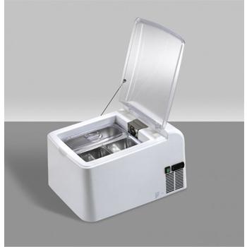 Technocrio CFT0002 Counter Top Ice Cream Freezer Piccolo