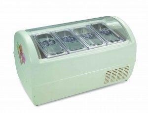 Technocrio CFT0004 Counter Top Ice Cream Freezer Baby