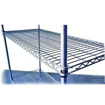 4 Shelf Wire Shelving Kits - 355 Deep