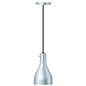 HATCO DL-500-CL-CHBK Decorative Heat Lamps Glossy Grey