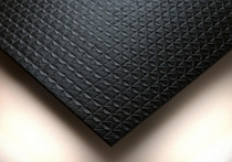 Techno 2' x 2' - Designer Black - Carton of 18 Tiles - 72 SF - $6.40