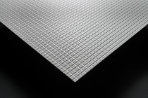 Ingot 2' x 2' - Designer White - Carton of 18 Tiles - 72 SF - $6.40 EA