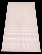 Ingot 2' x 4' - Designer White - Carton of 10 Tiles - 96 SF - $16.08 EA