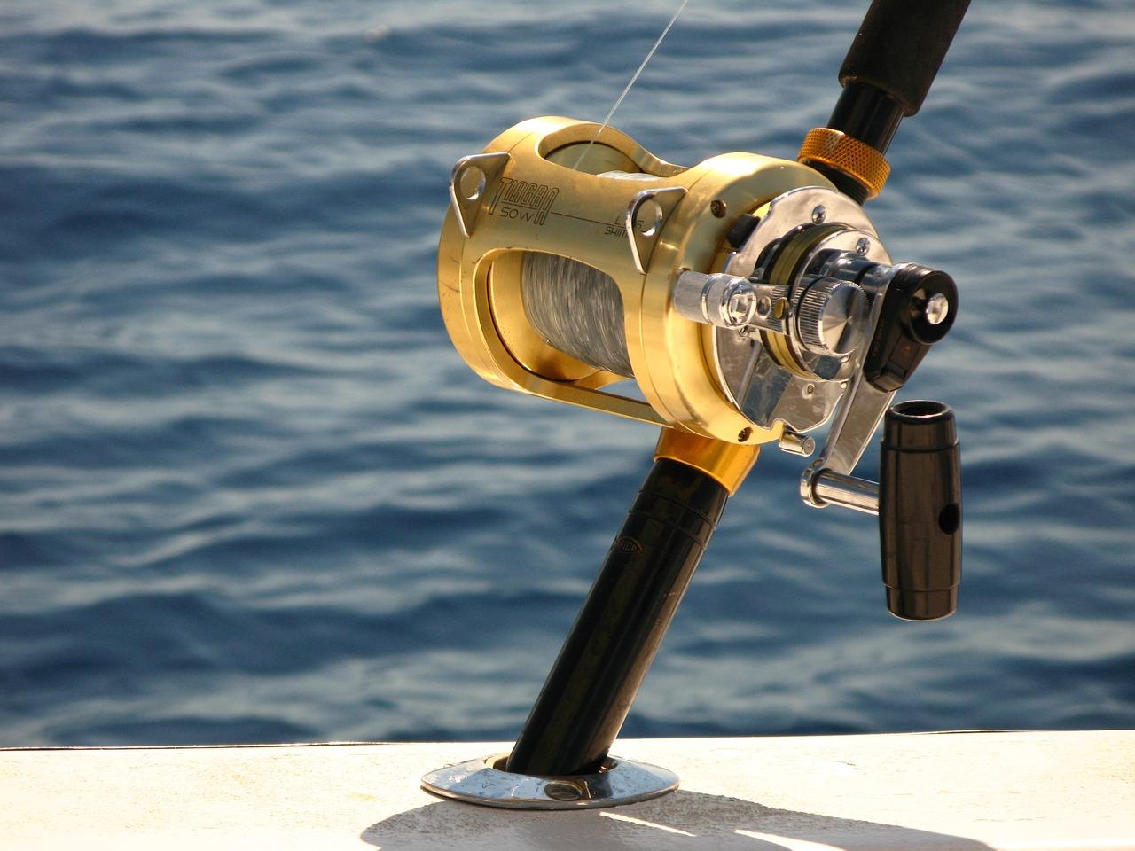 Shimano Tiagra 50w Sea Fishing Reel