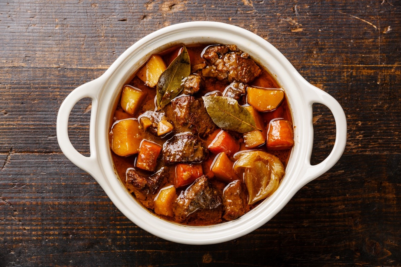 Slow-Cooker Game Stew