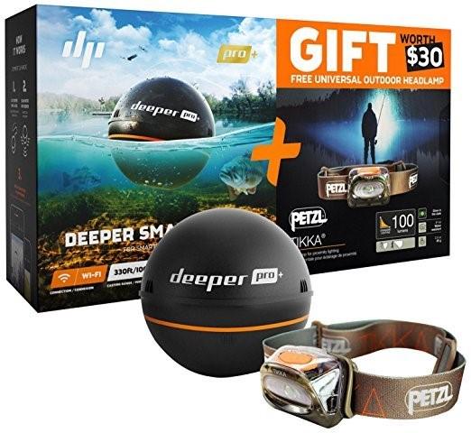 Deeper Pro + Wireless Fish Finder
