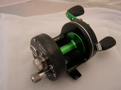 Keen's Tackle & Guns stock the Akios Tourno 656 MM3 Sea Fishing Reel with high speed 6.3:1 retrieve and new mono mag system.